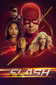 Poster The Flash - Season 4 Episode 15 : Enter Flashtime 2019