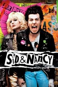 Poster Sid & Nancy 1986