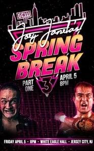 Joey Janela's Spring Break 3: Part 1 (2019)