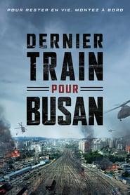 Poster Dernier train pour Busan 2016