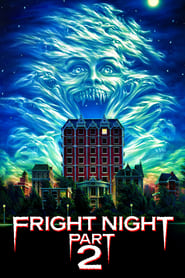 Poster Fright Night Part 2 1988