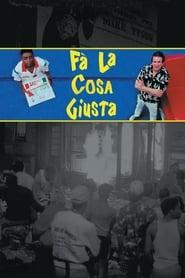 Fà La Cosa Giusta (1989)