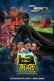 Poster Burka Avengers 2013