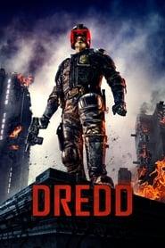 Poster Dredd 2012