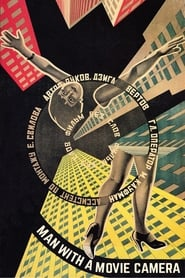 Poster Man with a Movie Camera 1929