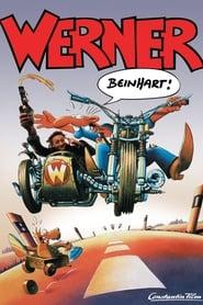 Poster Werner - Beinhart! 1990