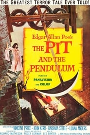 Poster Pit and the Pendulum 1961