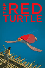 Poster The Red Turtle 2016