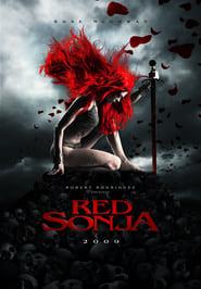 Affiche de Film Red Sonja