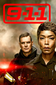 Poster 9-1-1 - Season 3 Episode 7 : Athena Begins 2021