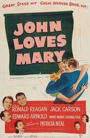 Poster del film John Loves Mary