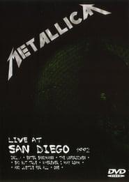 Metallica: Live in San Diego 1992