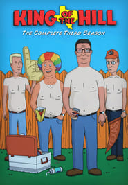 King of the Hill - Season 3 poster