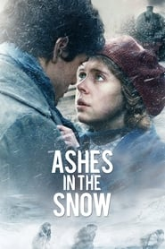 Poster Ashes in the Snow