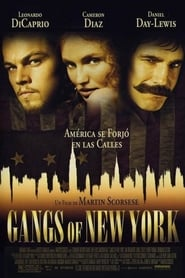 Pandillas de Nueva York (2002) FULL HD 4K Latino-Ingles