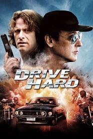 Poster Drive Hard 2014