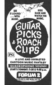 Guitar Picks and Roach Clips 1975