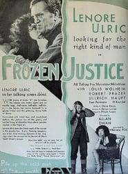 Frozen Justice 1929