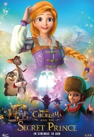 Cinderella and the Secret Prince (2018) Watch Online Free