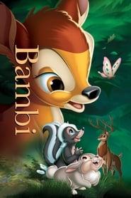 Poster Bambi 1942