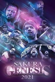 NJPW Sakura Genesis 2021 2021