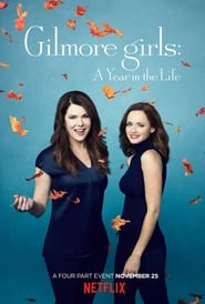 Poster Gilmore Girls: A Year in the Life 2016