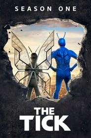 The Tick Season 1 Episode 1