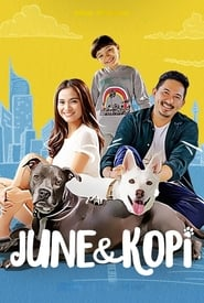 June & Kopi (2021) poster