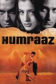 Poster Humraaz 2002