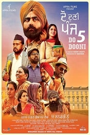 Do Dooni Panj (2019) Punjabi Full Movie Online Watch