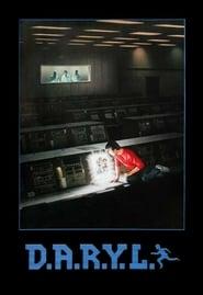 Poster D.A.R.Y.L. 1985