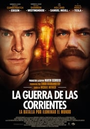 La guerra de las corrientes (2017) The Current War: Director's Cut