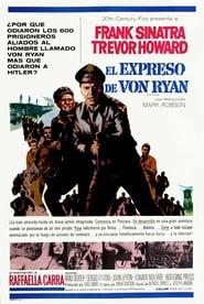 El coronel Von Ryan en cartelera
