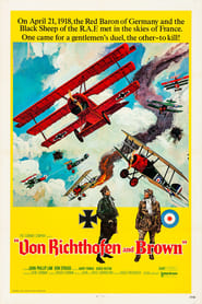 Von Richthofen and Brown (1971), film online subtitrat