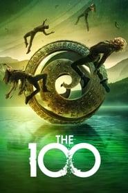 Poster The 100 - Season 4 Episode 10 : Die All, Die Merrily 2020