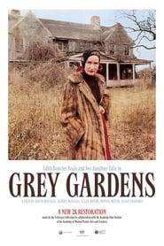 Poster Grey Gardens 1976