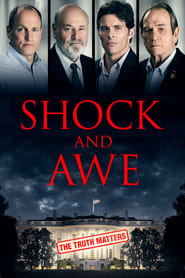 DVD cover image for Shock and awe
