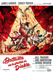 Poster La Bataille de la vallée du diable 1966