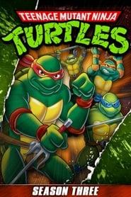 Las Tortugas Ninja: Temporada 3