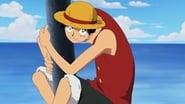 One Piece Season 9 Episode 265 : Luffy Cuts Through! Big Showdown on the Judical Island!