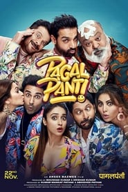 Pagalpanti 2019 Hindi Movie AMZN WebRip 400mb 480p 1.3GB 720p 4GB 10GB 1080p