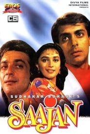 Saajan 1991 Hindi Movie JC WebRip 500mb 480p 1.5GB 720p 5GB 10GB 1080p