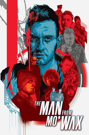 Poster The Man from Mo'Wax 2018
