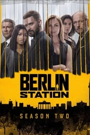 Berlin Station streaming vf poster