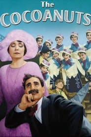 Poster for The Cocoanuts