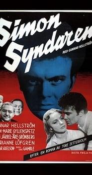 Poster Simon the Sinner 1954