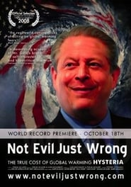 Not Evil Just Wrong movie