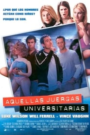 Aquellas juergas universitarias (Old School)
