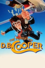 Poster The Pursuit of D.B. Cooper 1981