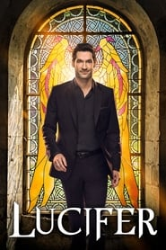 TV show cover of Lucifer